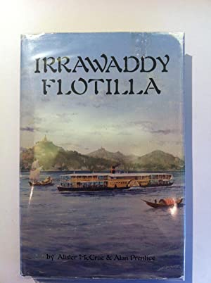 Irrawaddy Flotilla + Letter Signed By Mountbatten: McCrae, Alister and