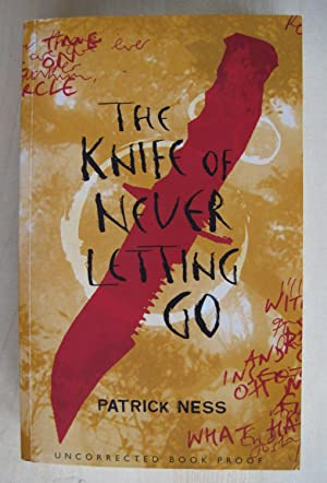 the knife of never letting go dystopian lit essay The dystopian future will be familiar for fans of the knife of never letting go, as will the search for one's identity bea, or tris, as she is later called, must determine where she belongs in a world where your faction determines everything.