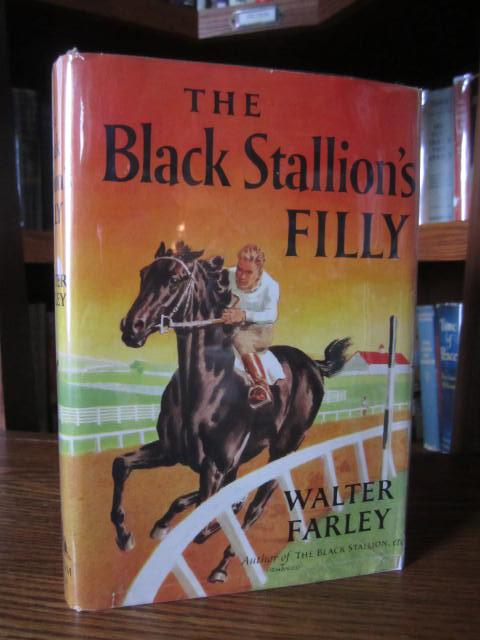 The Black Stallion's Filly Farley, Walter