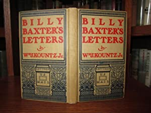Billy Baxter's Letters: Kountz, William J.