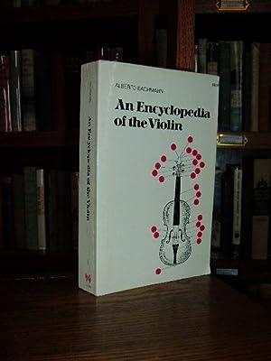 An Encyclopedia of the Violin: Bachmann, Alberto