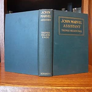 John Marvel Assistant: Page, Thomas Nelson