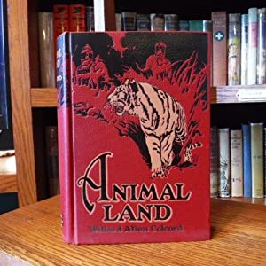 Animal Land - Containing 300 Delightful, Entertaining, Instructive Stories About Animals, Birds, ...