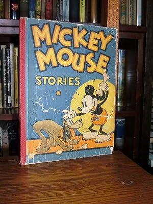 Mickey Mouse Stories Book No. 2: Disney, Walt