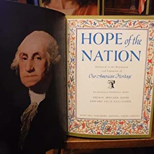 Hope of the Nation - Dedicated to: Keyes, Nelson Beecher