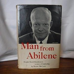 Man From Abilene - Dwight David Eisenhower: McCann, Kevin