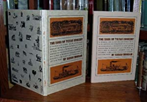 The Saga of Texas Cookery - An Historical Guide of More than One Hundred Twenty Recipes Illustrat...