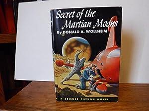 Secret of the Martian Moons: Wollheim, Donald A.