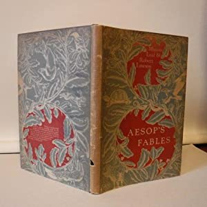 Aesop's Fables - A New Version Written: Leaf, Munro (Aesop)