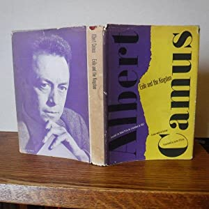 Exile and the Kingdom: Camus, Albert