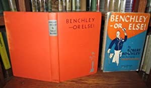 Benchley - Or Else!
