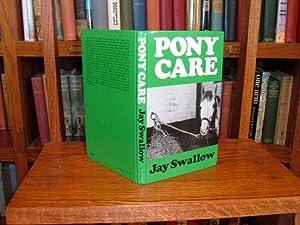 Pony Care: Swallow, Jay