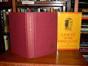 Leschi of the Nisquallies