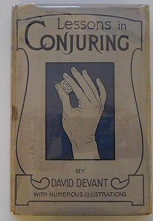 Lessons in Conjuring: David Devant