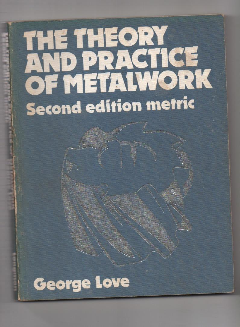 Image result for Theory and practice of metalwork