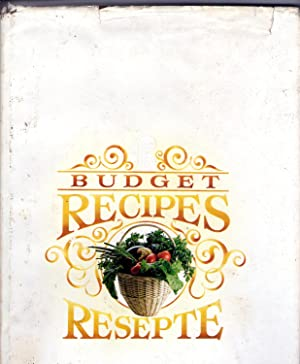 BUDGET RECIPES RESEPTE: Robin Ayrdon