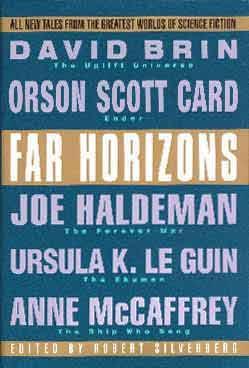 FAR HORIZONS (SIGNED): Silverberg, Robert (ed)