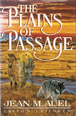 PLAINS OF PASSAGE [THE] (SIGNED): Auel, Jean M.