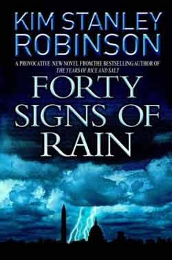 FORTY SIGNS OF RAIN (SIGNED)