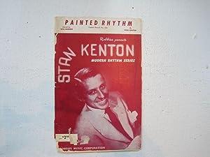 Painted Rhythm [Sheet Music].: Kenton, Stan.