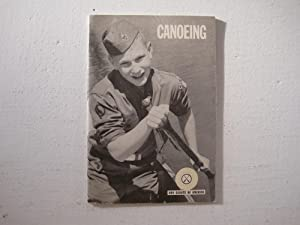 Canoeing [Merit Badge Series].: Boy Scouts of