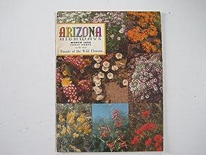 Arizona Highways [magazine]. March 1958. Vol.34, No.3.: Carlson, Raymond (editor)