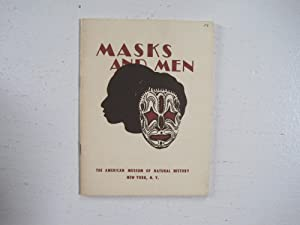 Masks and Men.