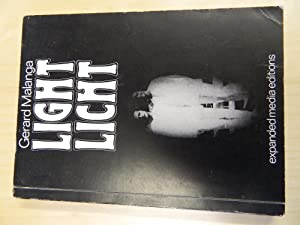 Light Light-Signed Copy: Malanga, Gerard
