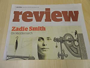 On Middlemarch: Smith, Zadie