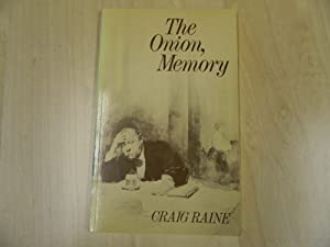The Onion Memory-SIGNED FIRST PRINTING: Raine, Craig