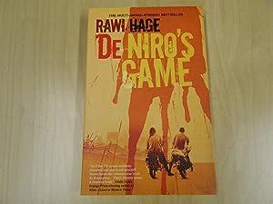 De Niro's Game: Hage, Rawi