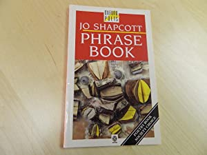 Phrase Book- SIGNED FIRST IMPRESSION: Shapcott, Jo
