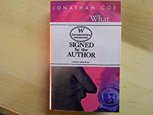 What a Carve Up!- SIGNED FIRST PRINTING: Coe, Jonathan
