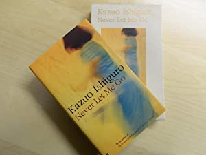 Never Let Me Go-SIGNED LIMITED EDITION: Ishiguro, Kazuo