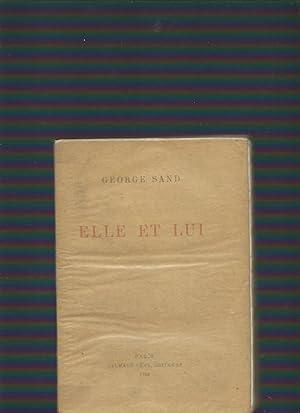 Elle et lui: George Sand