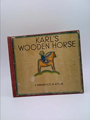 Karl's Wooden Horse A Swedish Toy In: Donaldson, Lois