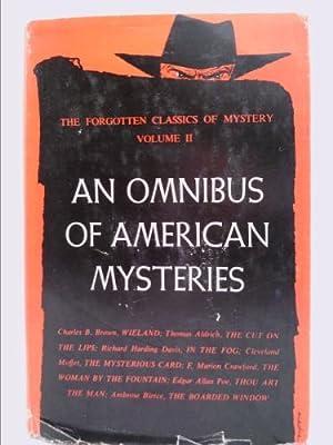 The Forgotten Classics of Mystery Volume II: Eenhoorn, Michael, editor;