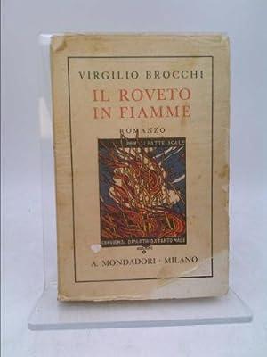 Il roveto in fiamme.: BROCCHI Virgilio -