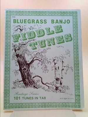 Bluegrass Banjo Fiddle Tunes (Heritage Series 101: Jeff Yates; Earl