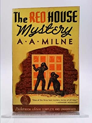 The Red House Mystery: Milne,A.A.