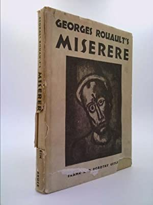 Georges Roualt's Miserere: Getlein, Frank And