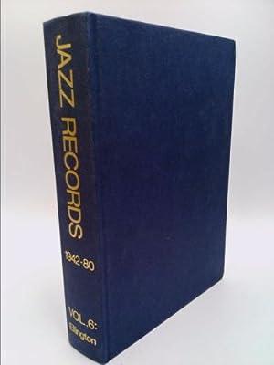 Jazz Records 1942-80. A Discography [6 Vols.]: Raben, Erik (ed.)