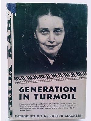 Generation in turmoil: Kahn, Frida