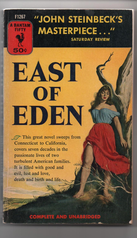 a book analysis of john steinbecks east of eden