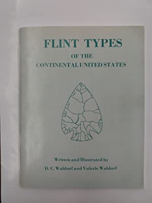 Flint Types of the Continental United States
