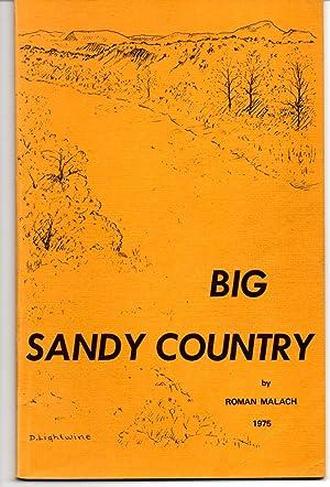 Big Sandy Country: Malach, Roman