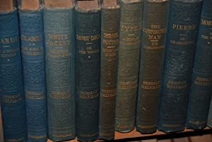 THE WORKS OF HERMAN MELVILLE: MELVILLE, Herman