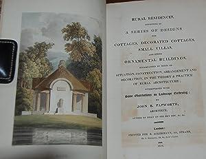 RURAL RESIDENCES, Consisting of a series of: PAPWORTH, John Buonarotti
