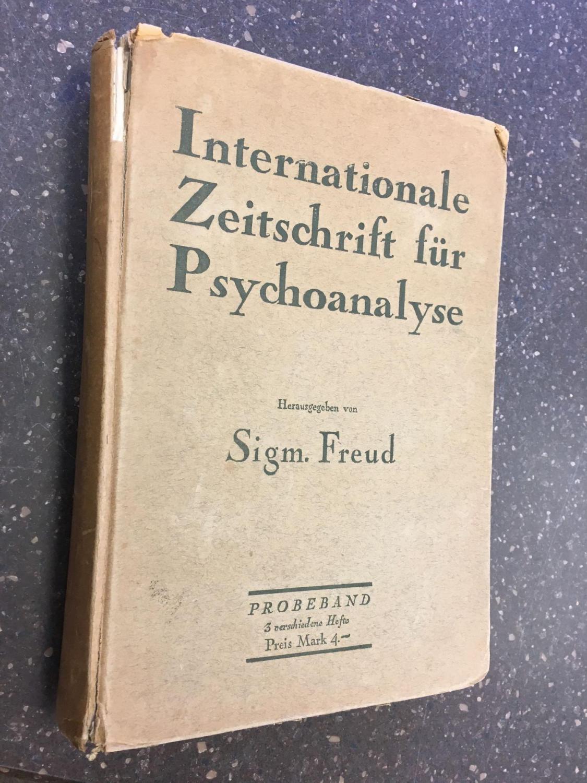 Internationale Zeitschrift Für Psychoanalyse