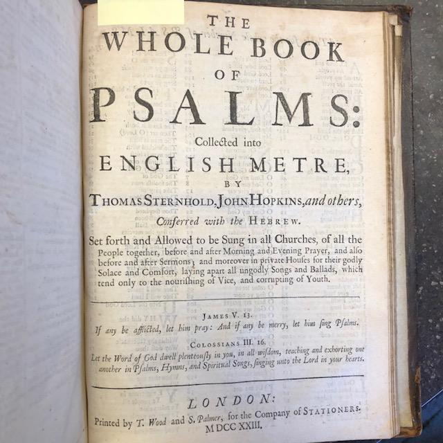 the book of common prayer wood james